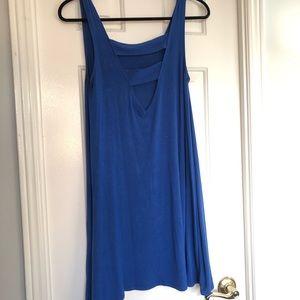 Blue Garage Summer Dress